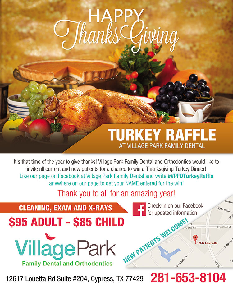 Turkey Raffle