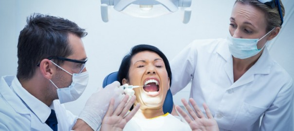 Overcoming Your Fear of the Dentist's Office