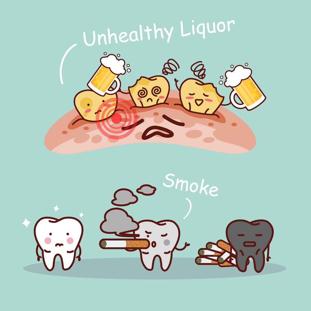 The Various Causes of Yellow Teeth